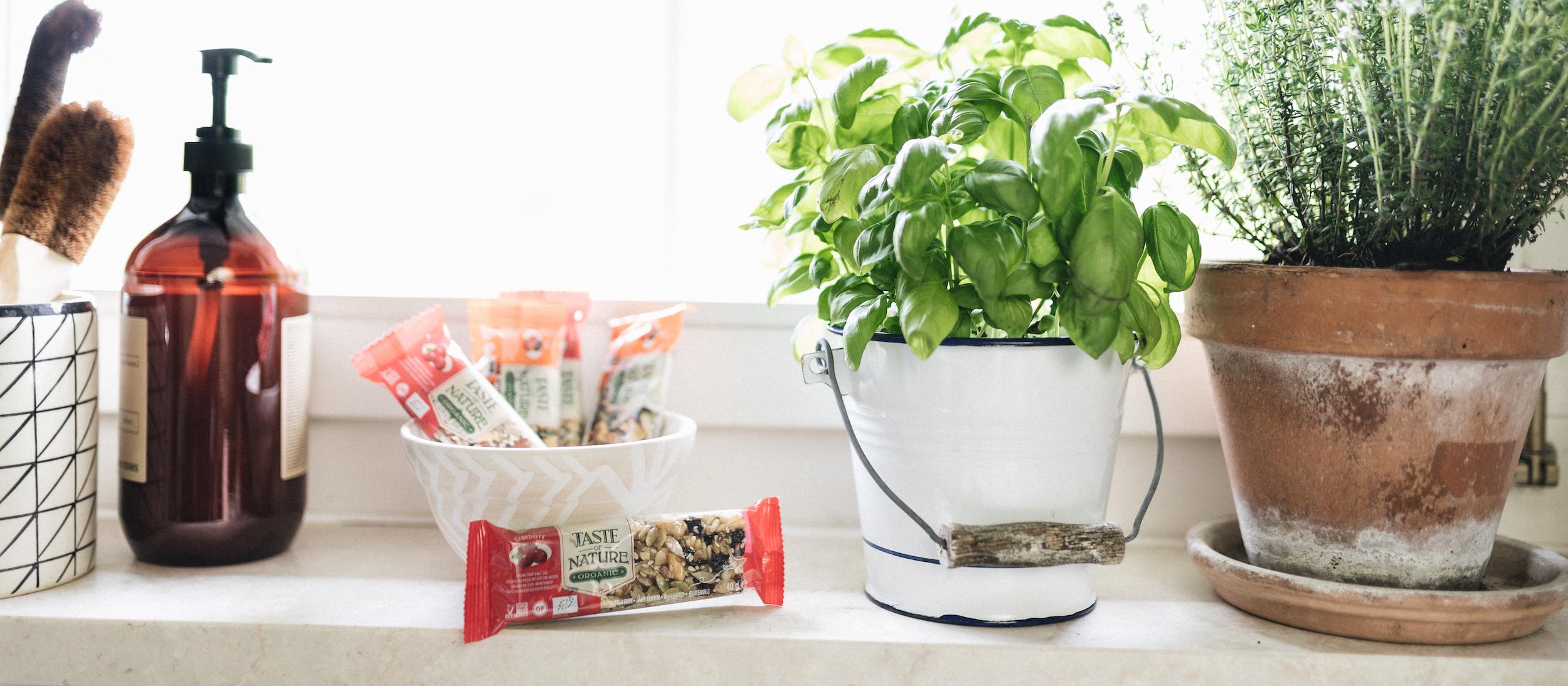 Plantes Aromatiques En Jardinière jardinières d'herbes aromatiques à planter soi-même – taste
